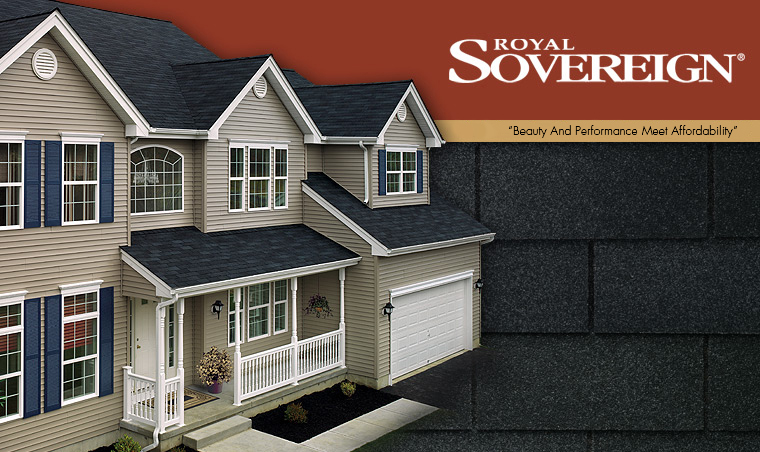 Royal Sovereign Shingles Gaf Roofing Suppliers Malaysia